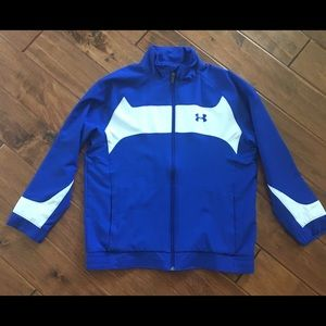 Youth Under Armour Warm-Up Jacket
